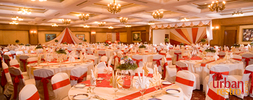 Majorda Beach Resort Goa. Banquet hall in Anjuna