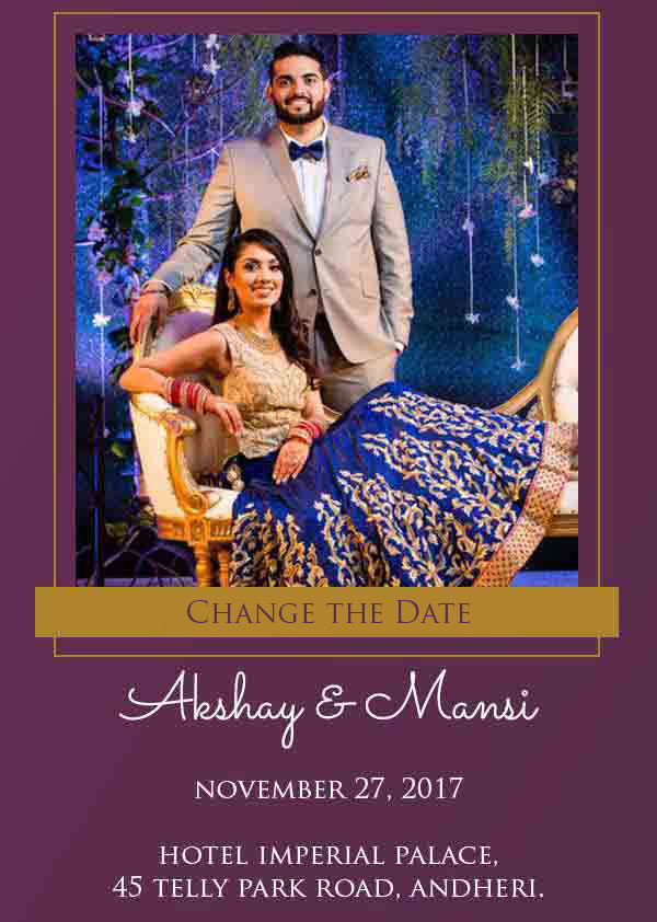 Indian Wedding Invitation Templates | Free Online Invitation