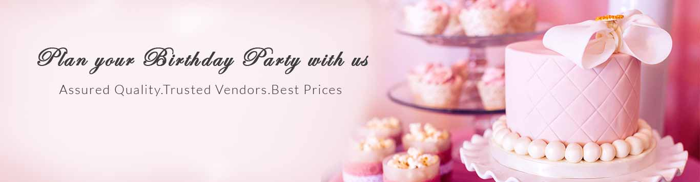 Birthday Party Planners in Vadodara | Birthday Celebration Planning in Vadodara | BookEventZ
