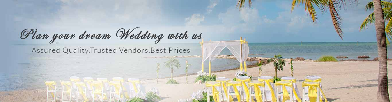Best Destination Wedding Planners in India| BookEventZ