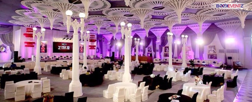 The Ritz at Ambience Golf drive DLF Phase III. Banquet hall in DLF Phase III