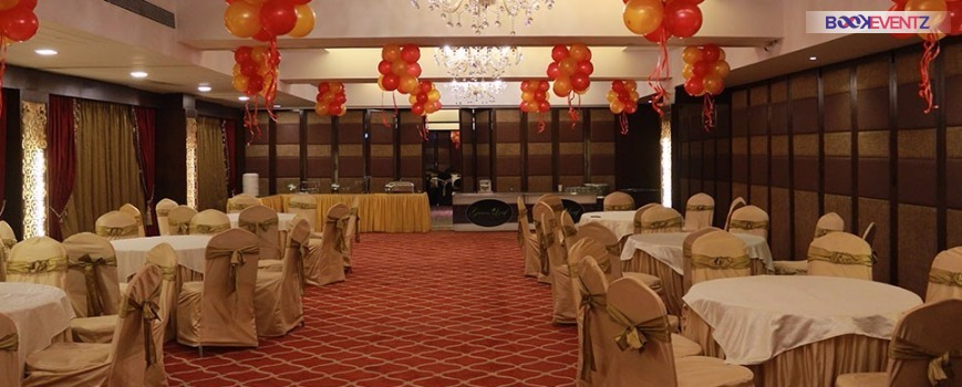 Golden Leaf Malad West . Banquet hall in Malad