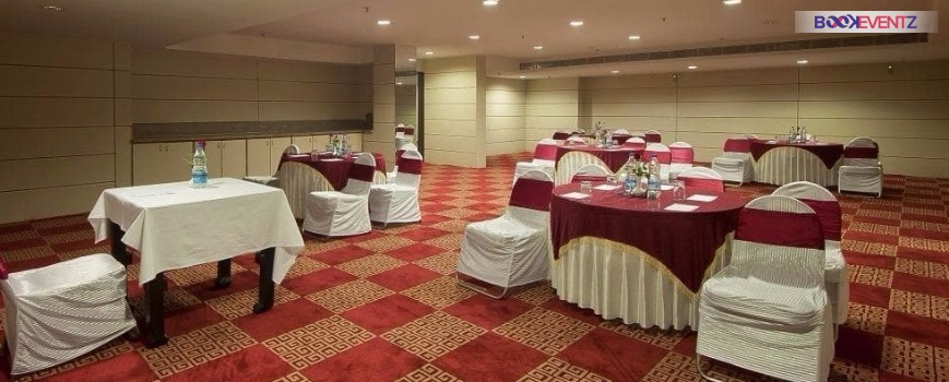 Hotel S.K Crown Park Bijwasan. Banquet hall in Bijwasan