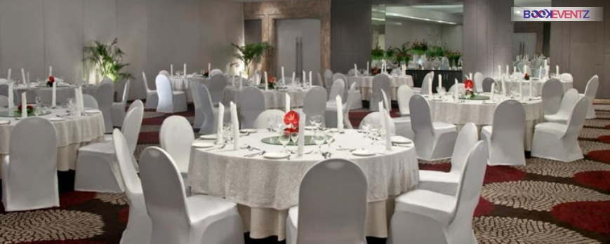 Le Royal Meridien Guindy. Banquet hall in Guindy