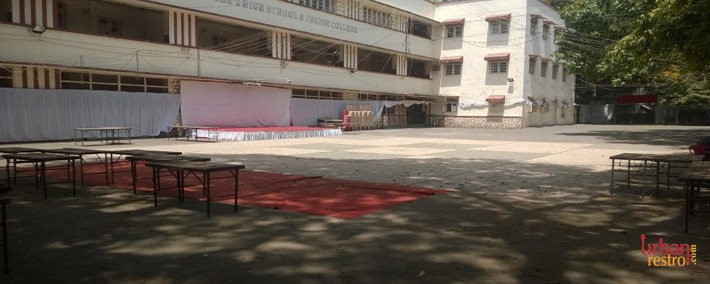 St Xaviers High School Vile Parle Low Budget Banquet Hall