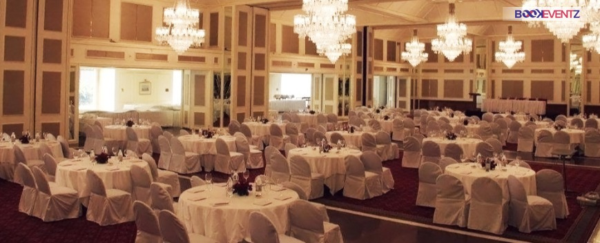 The Oberoi Hotel Nariman Point. Banquet hall in Nariman Point