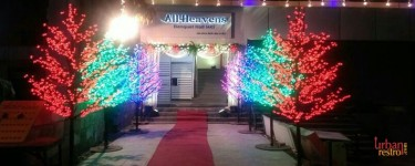 All Heavens Banquet, Banquet hall in Mumbai, Marriage halls in Thane, Dj cocktail party, Wedding, BookEventz